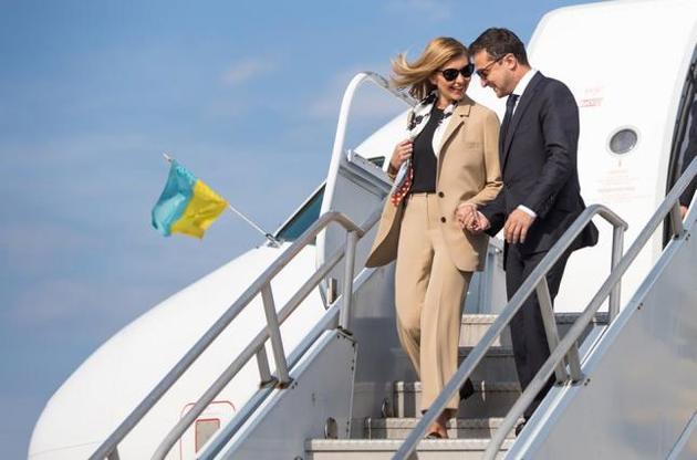 Эмираты замерли! Елена Зеленская поразила своим невероятным образом — во время визита. Президент гордится!