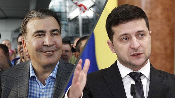 Только что! Зеленский сделал это — Саакашвили не сдерживает эмоций. Это успех — такого в стране еще не было!