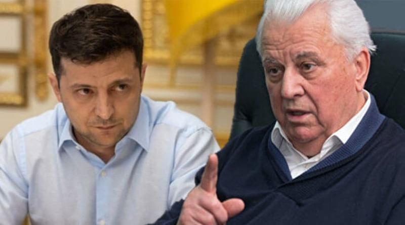 Только что! Кравчук не промолчал, Медведчук все — враг! Зеленский не потерпит: компромисса не будет