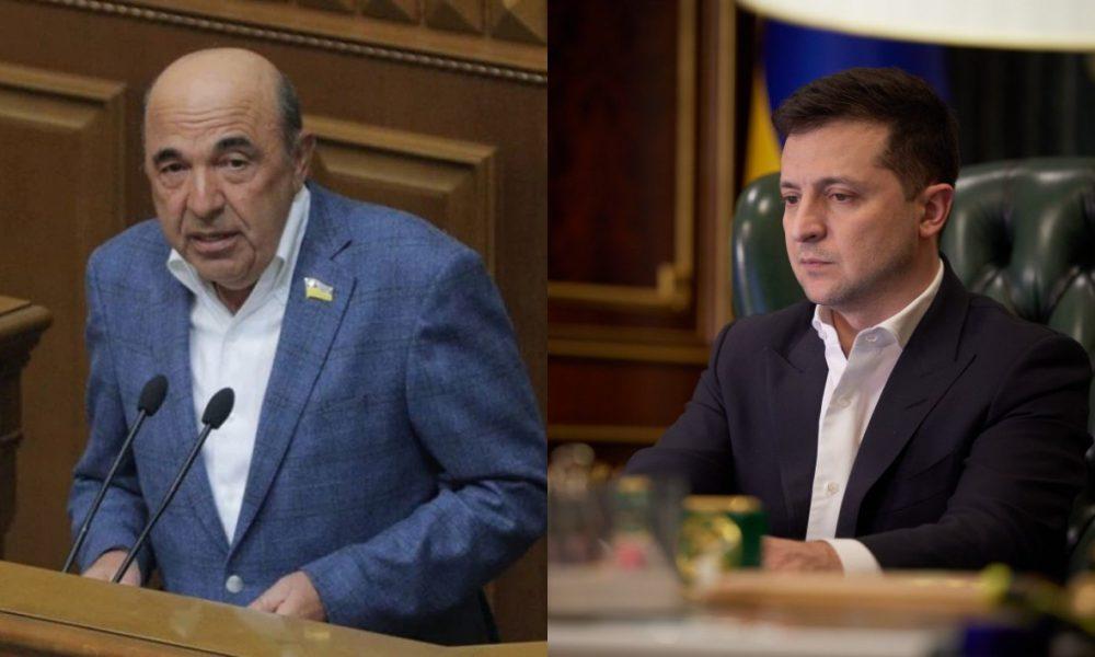Просто в Раде! Зеленский «разбил» — Рабинович не ожидал, они поддержали. Крик и истерика — началось!