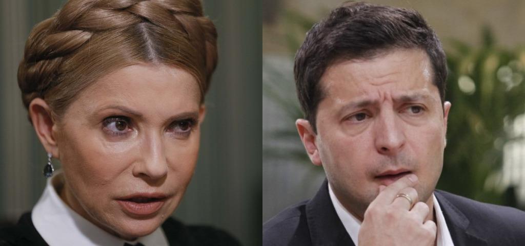 Поздно вечером! Тимошенко ошеломила — прозвучало неожиданное заявление. Зеленский не ожидал: ведутся разговоры!
