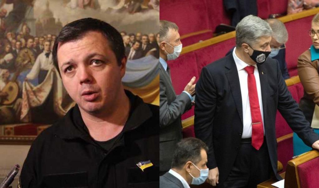 У Медведчука заберут краденое! Семенченко не стал молчать — вылил на Порошенко все. Петр, спасай побратима!