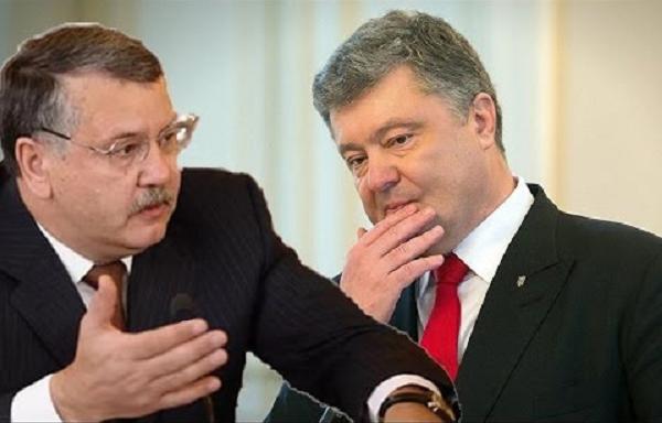 Только что! Гриценко размазал Порошенко — не оставил шансов. Правду должна услышать вся страна — «Седовласый» побледнел!