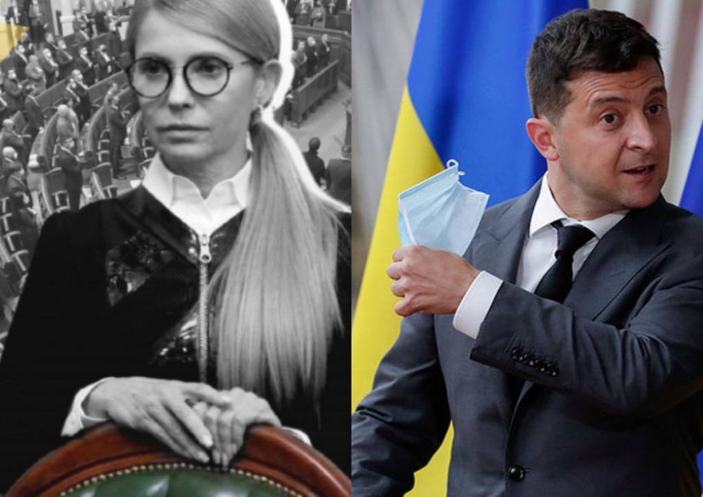 Это даже не смешно! Тимошенко рвется — мечтает о должности. Леди Ю готова на все — украинцы потрясены