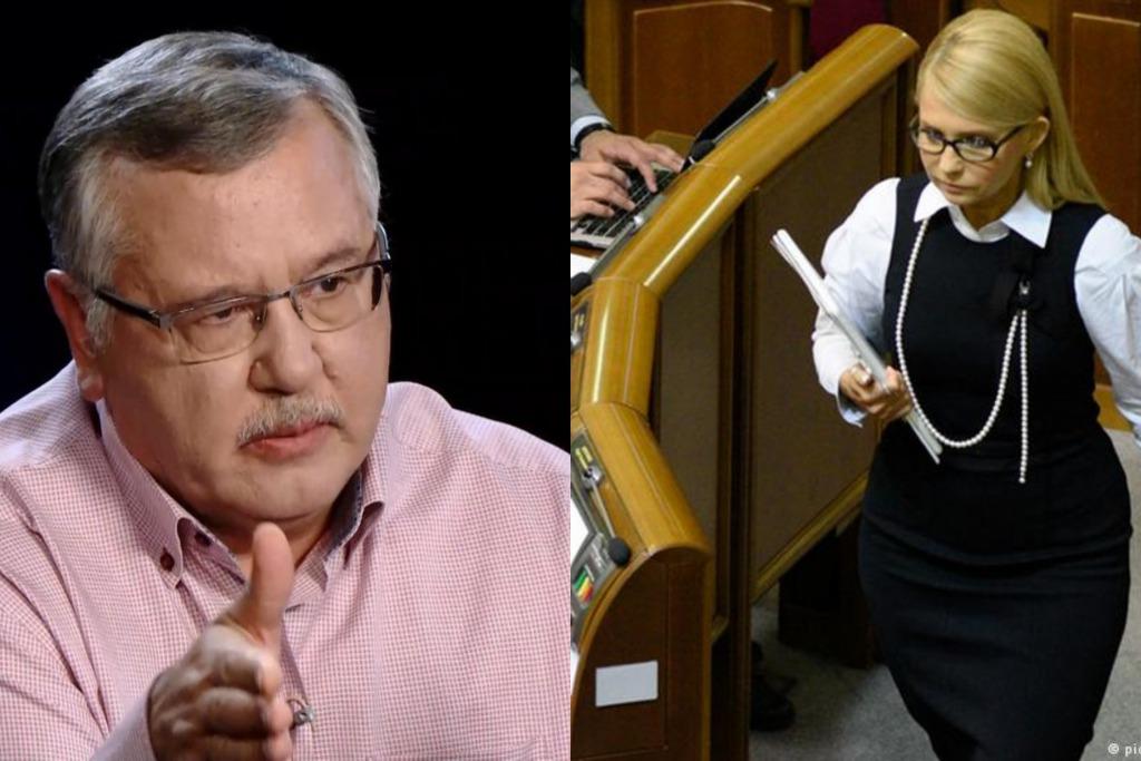 Гриценко не сдержался — разоблачил их. Правду услышали все — Тимошенко в шоке, никто не ожидал