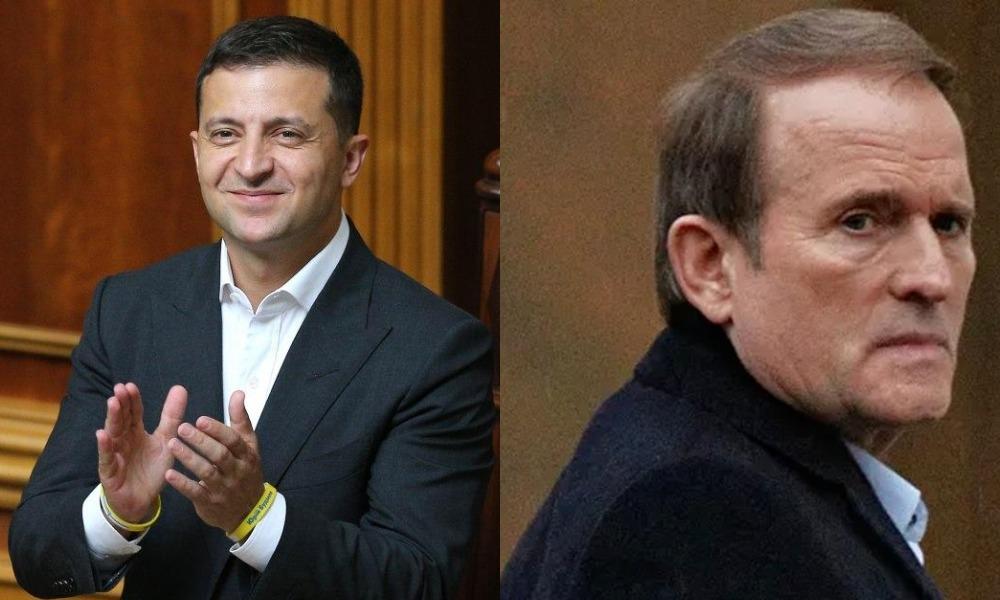 Это произошло! Зеленскому удалось — вернул государству — Медведчук теперь не олигарх? Имущество конфискуют — уже началось