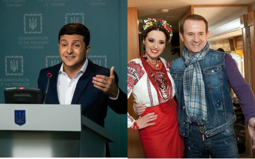 Срочно! В Зеленского врезали — Медведчук в панике! Марченко выпала — «ненависть и злоба»