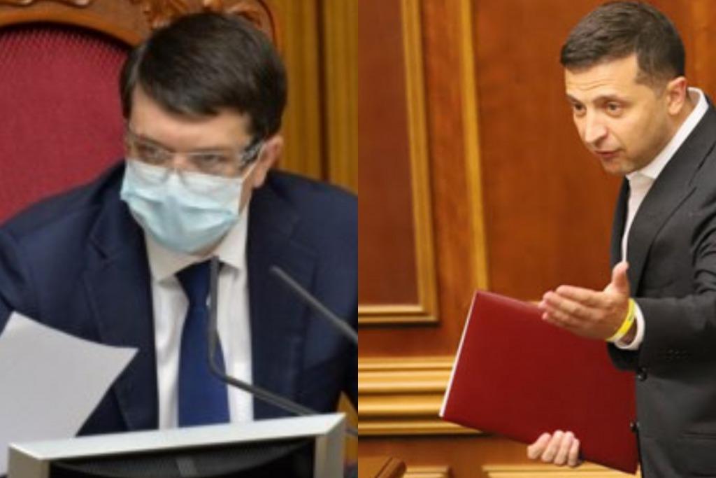 Срочно! Зеленский собирает депутатов — неотложный вопрос. Разумков уже подписал — все решится во вторник!