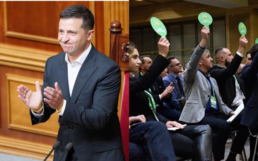 Час назад! Прямо в Раде, Зеленский аплодирует — «слуги» смогли. Люди выбрали: тройка лидеров