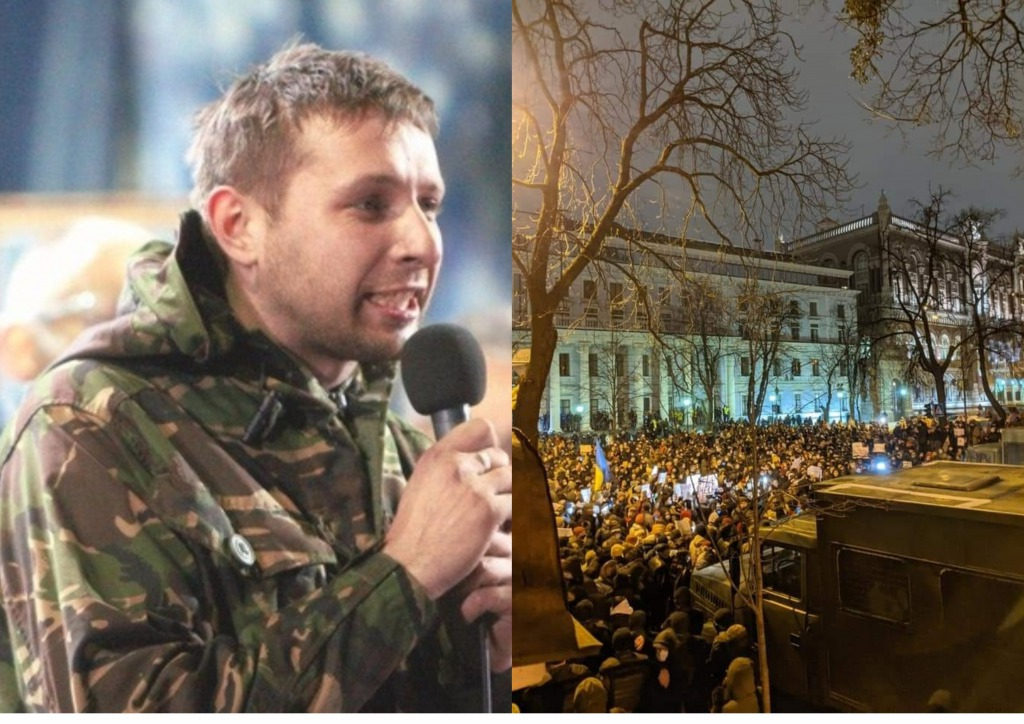 Только что! Просто под ОП — Парасюк совершил немыслимое. Украинцы потрясены. Бунт!
