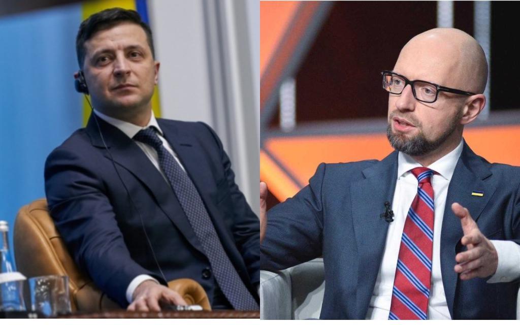 Зеленский не ожидал! Только что — Яценюк сделал это. Поддержал президента. Украинцы аплодируют — браво