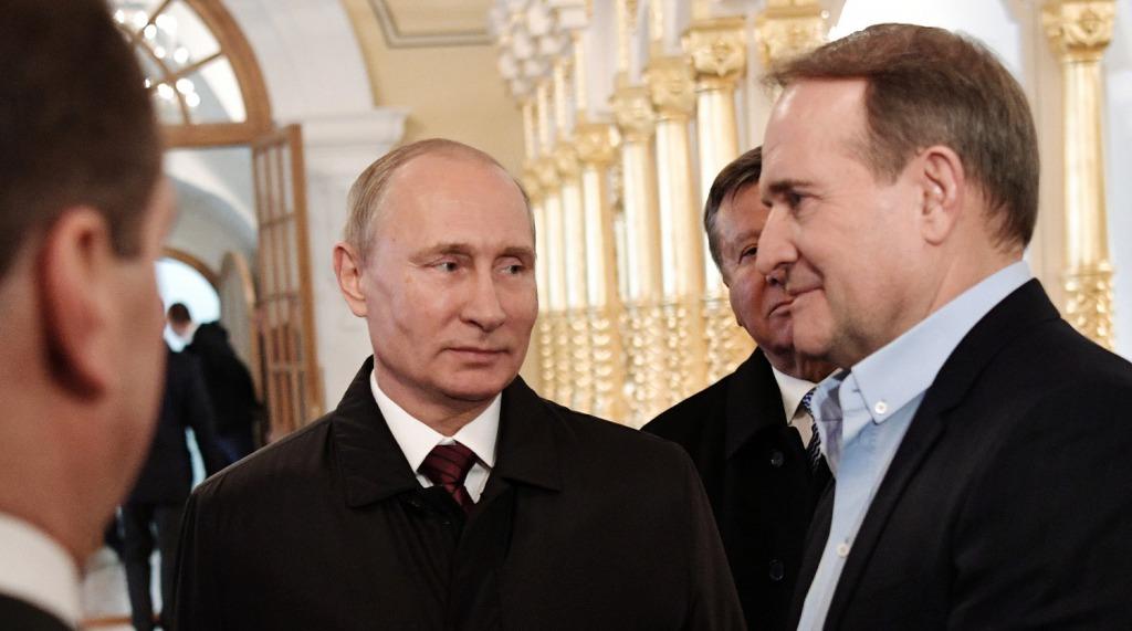 После санкций! Путин решился на немыслимое — продолжает войну. Медведчук побелел — кум не спасет, это конец!