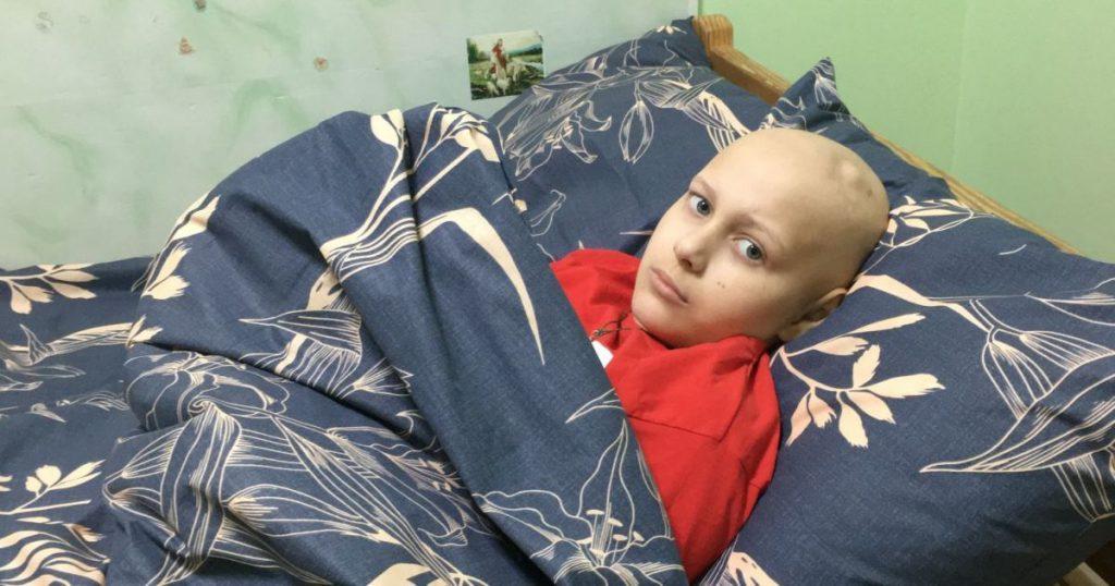 Срочно! В 12-летнего Олега случился рецидив — нужна помощь!