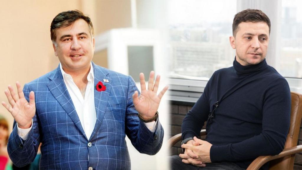 Срочно! Саакашвили в ауте, Зеленский сделал это — «убрал» его! Никто не ожидал: замена готова, уже в ОП