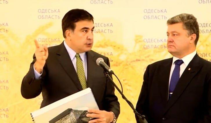 Жадность фраера сгубила! Саакашвили разгромил Порошенко громким заявлением. Правды не скроешь — услышали все!
