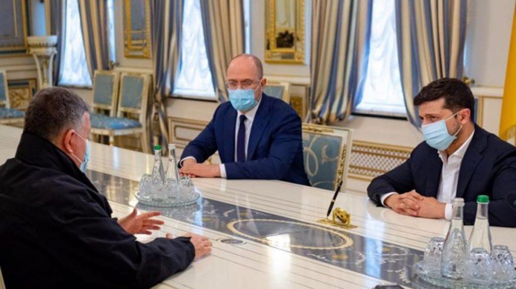 Прямо сейчас! Аваков сказал это — не может претендовать на пост. Шмыгаль в ауте, Зеленский не ожидал!