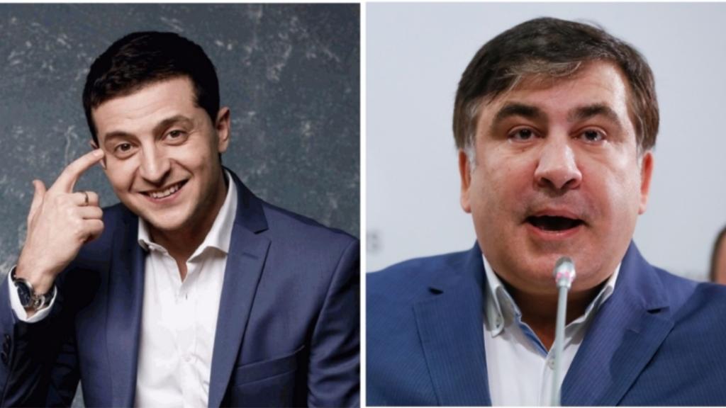 Просто сейчас! Саакашвили шокировал поступком. Зеленский не ожидал — Михо решился на неслыханное. Страна на ногах!