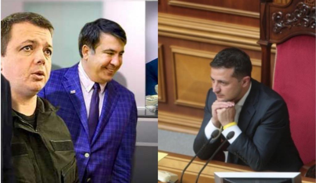 Просто сейчас! Саакашвили уличили — украинцы не ждали. Уехать. Началось — сразу после облавы