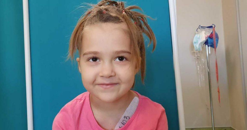 Помогите Софийке преодолеть рак