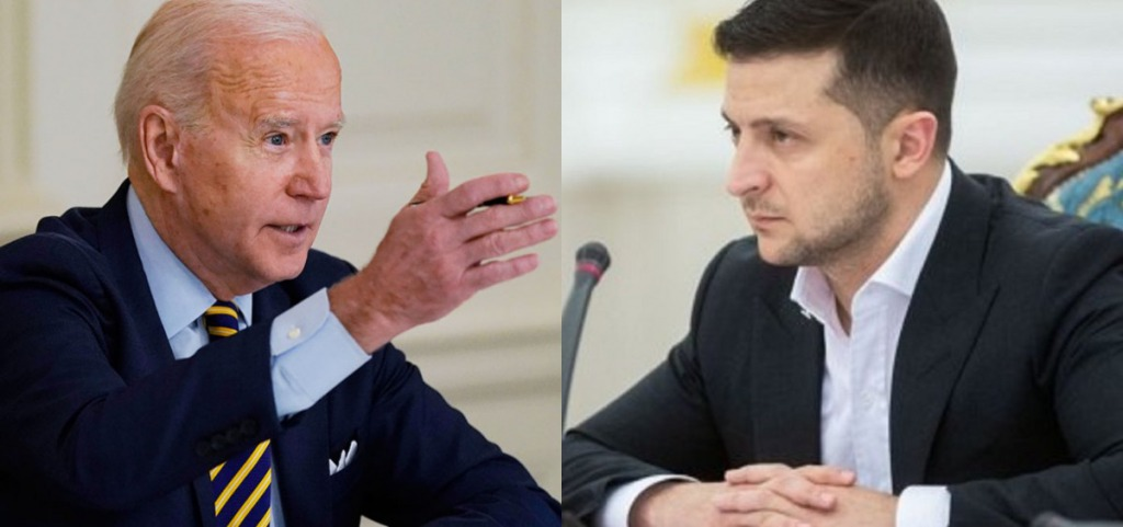 Долгожданный звонок! Байден не стал молчать — личный разговор с Зеленским. Размазал Путина — браво!