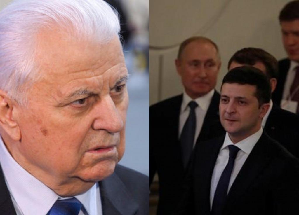 Щойно! Кравчук змів Путіна- не зупиниться. Зеленський не став мовчати- веде термінові переговори