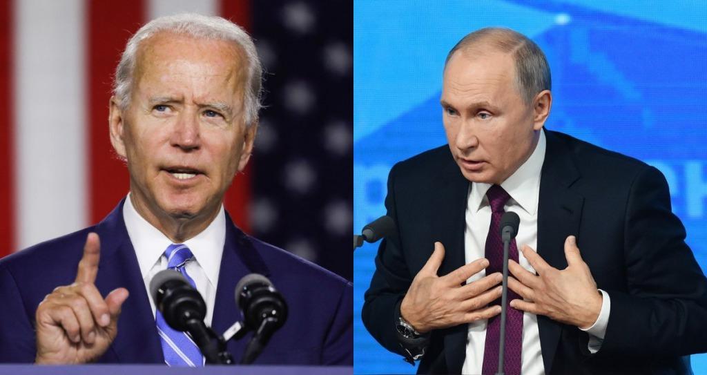 Уже скоро! Байдена не сдержать — покажет, где раки зимуют. Путин испугался — шансов нет, это война!