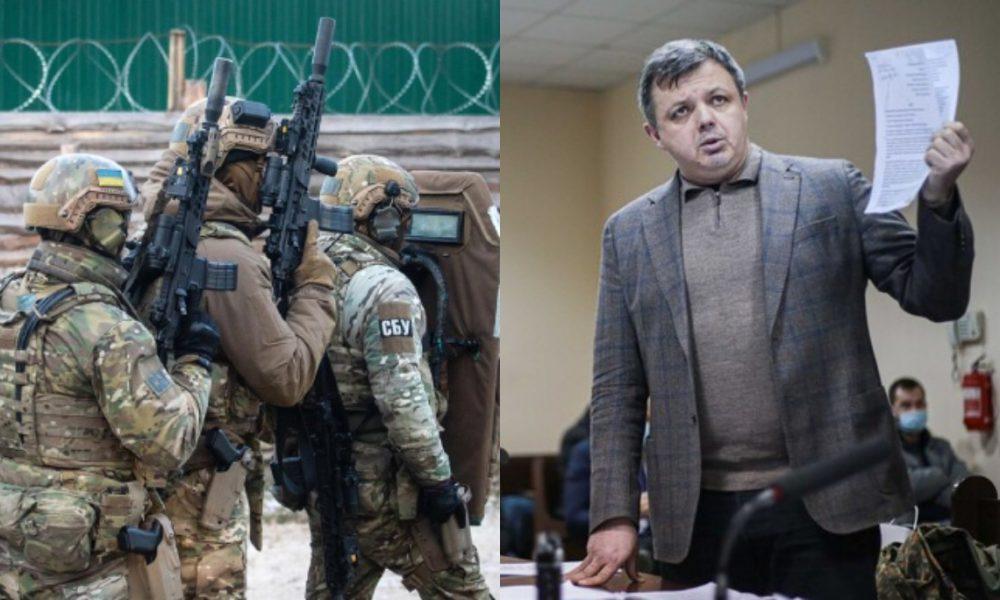 Уже в камере! Поздно ночью — Семенченко закрыли: никакого залога! Никто не ожидал. Просто в суде — дожали!