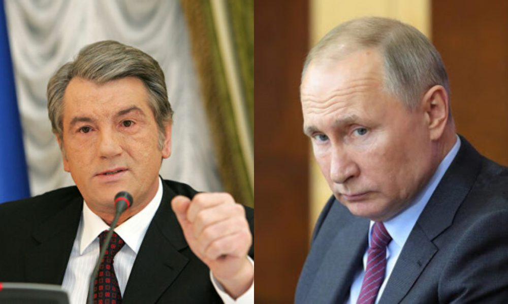 Время назад! Ющенко не удержался — уничтожил Путина, мощный удар. Тайные переговоры — слил все!