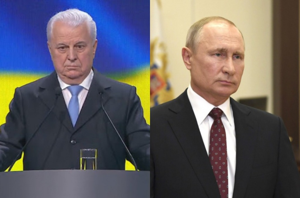 Утром! Кравчук не сдержал эмоций- удар для Путина. Присоединить США-процесс начат