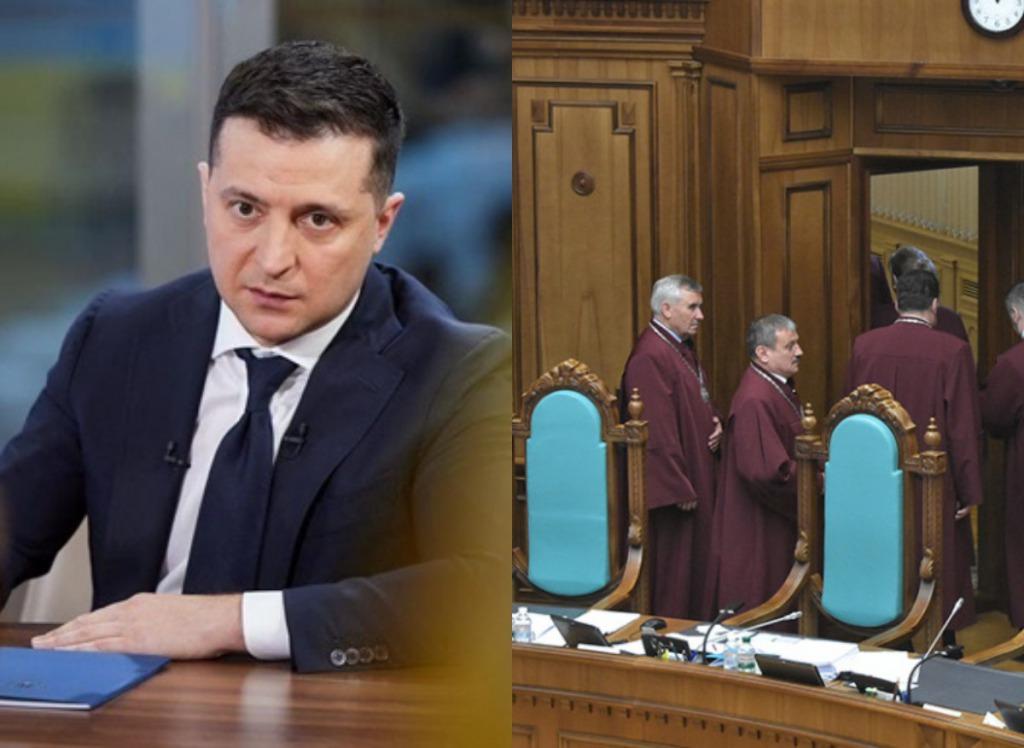 Прямо в КСУ! Судьи сцепились просто на заседании — занял место Тупицкого. Скандал не утихает — страна на ногах!