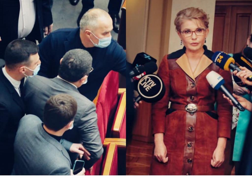 Просто в Раде! Депутаты устроили немыслимое — Тимошенко не смолчала. Настоящий шабаш — Шуфрич «налетел». Бардак!