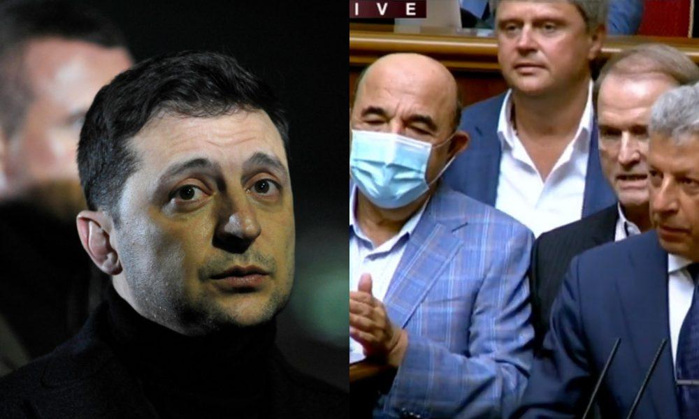 Арест и задержание! Медведчук испуганный — он признал. Началось, Зеленский в ярости. Привести его!