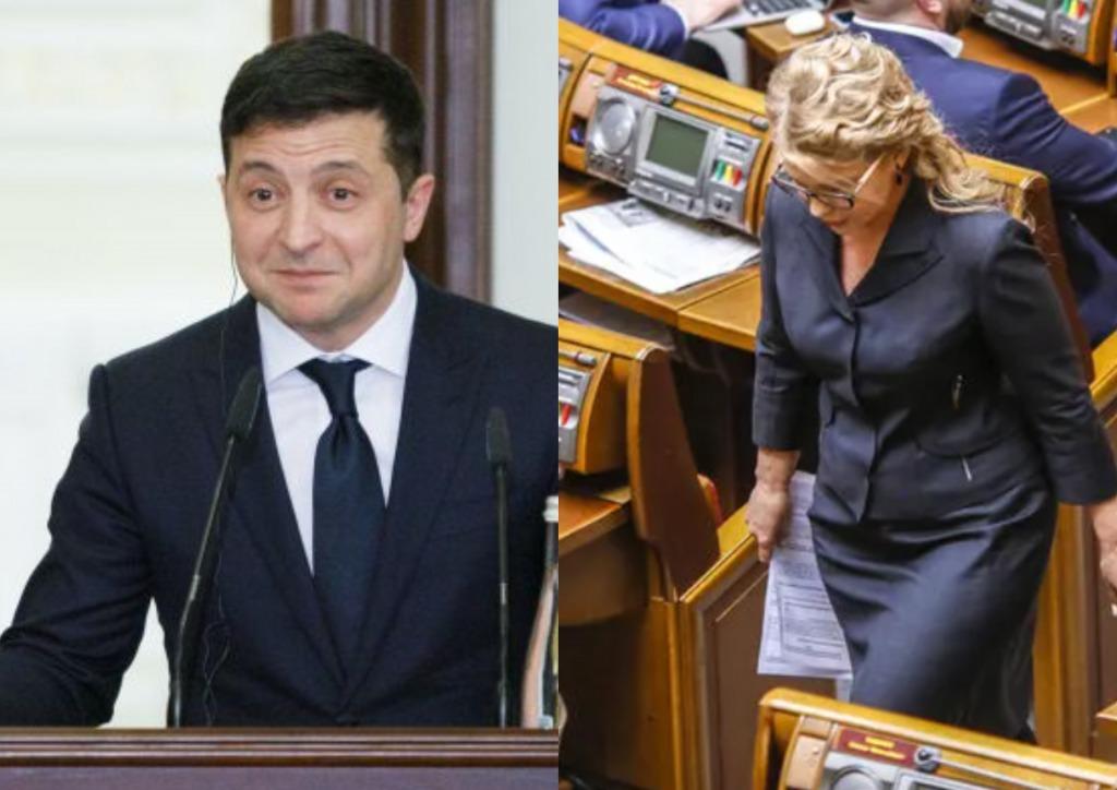 Только что! Тимошенко не остановится — рвется к власти. Зеленский в ауте — не допустит. Леди Ю ждет неожиданное!