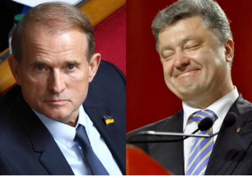 Только что! Медведчук шокировал — станет президентом. Порошенко не ожидал — вернуться к власти. Зеленский в ауте!