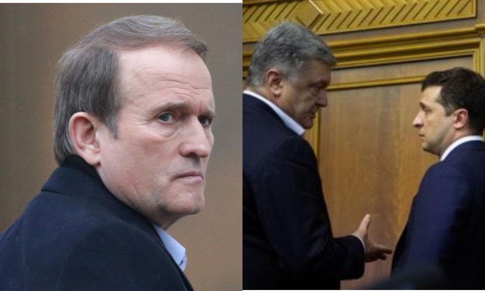 Час назад! Зеленский в шоке — обнулить Порошенко и Медведчука, у них истерика! Уже началось — им конец