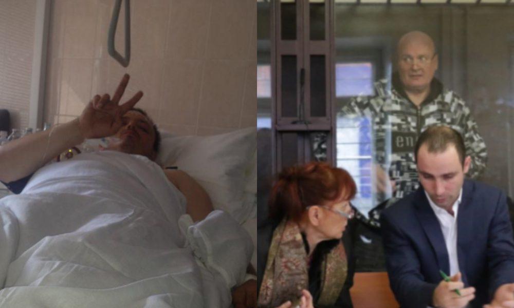 Еще один! Только что — это произошло. Арест — прямо в зале суда. Убежит в больницу ?! Семенченко все — это не остановить!