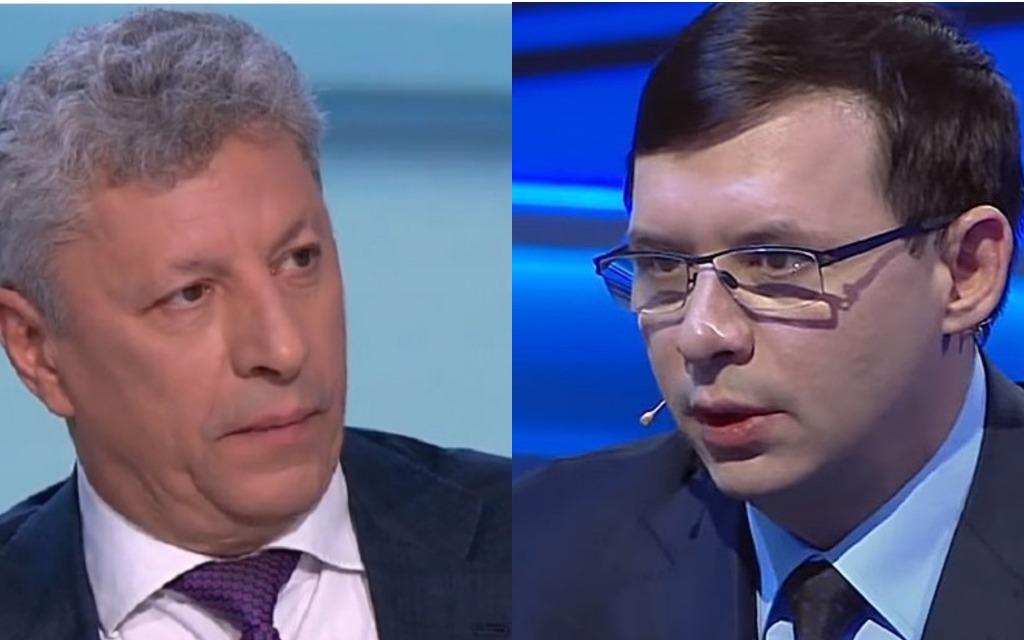 Прямо в эфире! Мураев и Бойко сцепились — зрители в шоке! Нельзя успокоить — пропаганда зашкаливает!