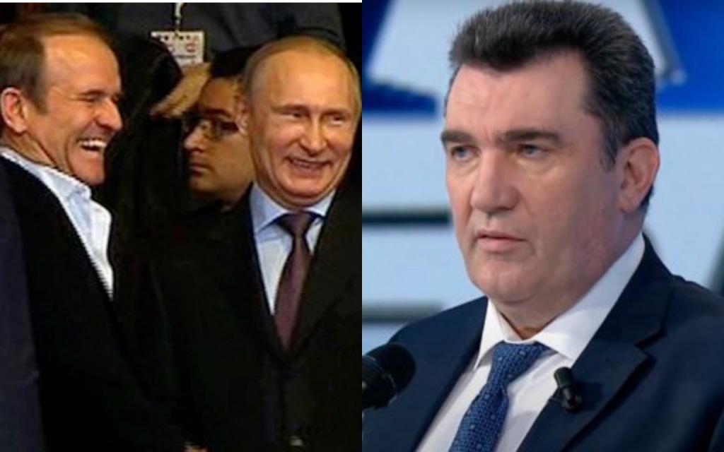 Поздно вечером! Данилов сделал громкое заявление — смеяться осталось недолго! В Медведчука истерика — будет достойный ответ!