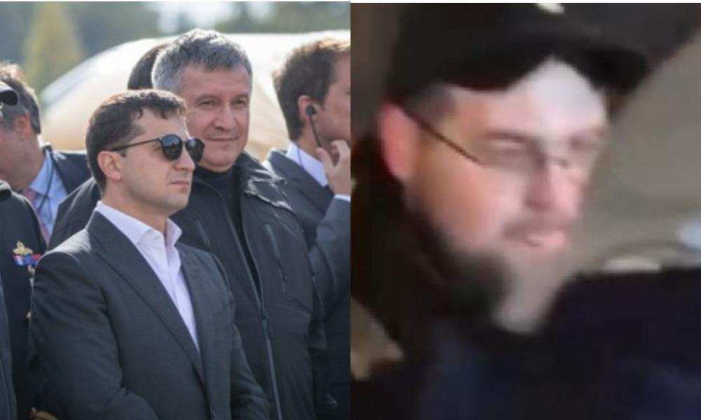 Только что! Его задержали: провокатор, а не обычный вандал — у Авакова снесли, грозит 7 лет! Прямо под ОП — страна гудит