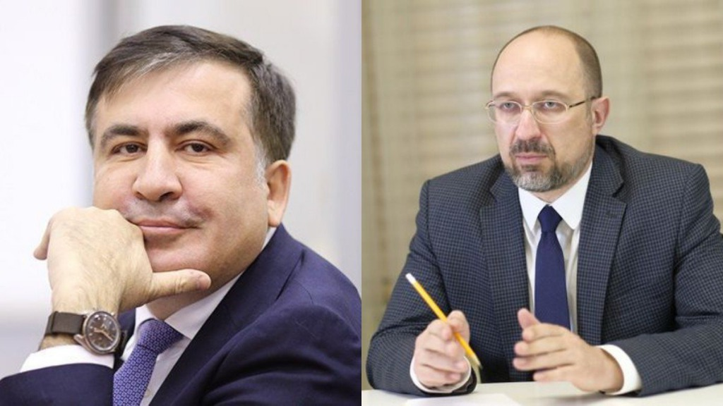Кидалово! Шмыгаль притих, Саакашвили разоблачил карты — обирают до нитки! Кабмин трясет: зажал в угол. Уже не убежит