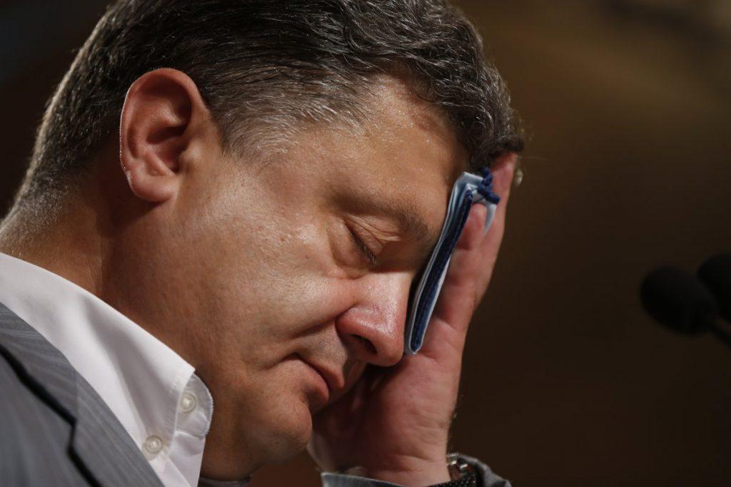 Уже не в первый раз! Порошенко шокировал — грубое нарушение. «Гаранта» поймали — украинцы разъяренные!