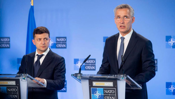 В эти минуты! Зеленский не ожидал, НАТО влупили — никому не под силу! Страна замерла: слов недостаточно