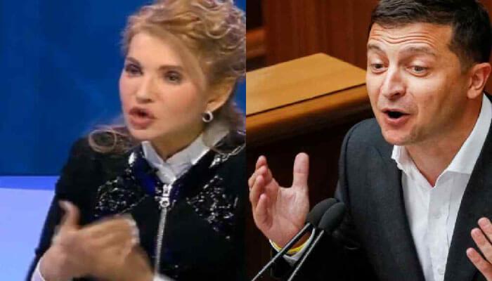 Просто в эфире! Тимошенко сделала это — Зеленский не ожидал. Леди Ю не сдается — такого еще не было!