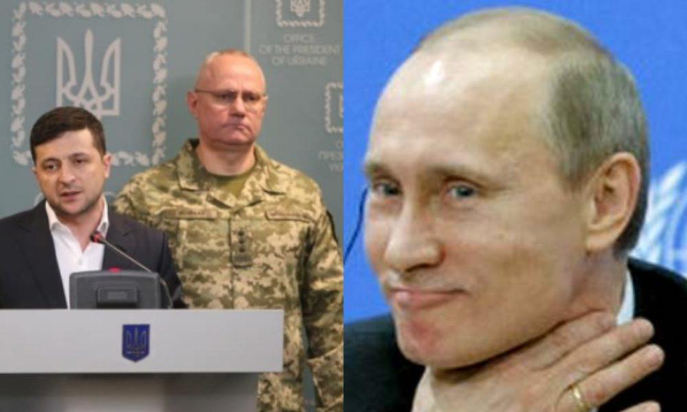 Армия на границе! Просто сейчас Путин испугался — срочное заседание. НАТО приняло Украину. Зашли