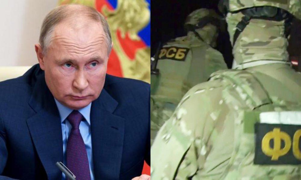 Гнать из страны! Срочный борт — его приняли, Путин сделал это. Просто в Москве, подключили ФСБ — международный скандал!