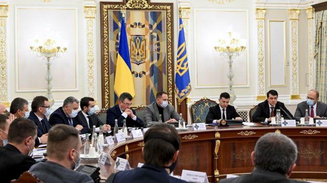 Только что! Данилов не ожидал — взяться за него. СНБО начеку — нарушает законы Украины. Зеленский в ауте!