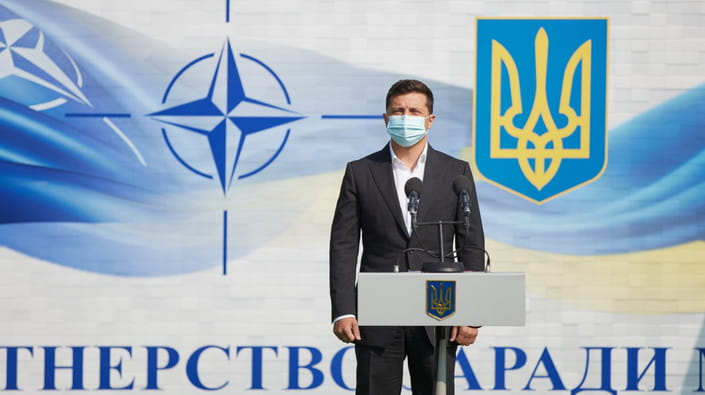 Уже скоро! Членство в НАТО: международная поддержка! Несмотря на оккупацию — избавиться от агрессии навсегда!
