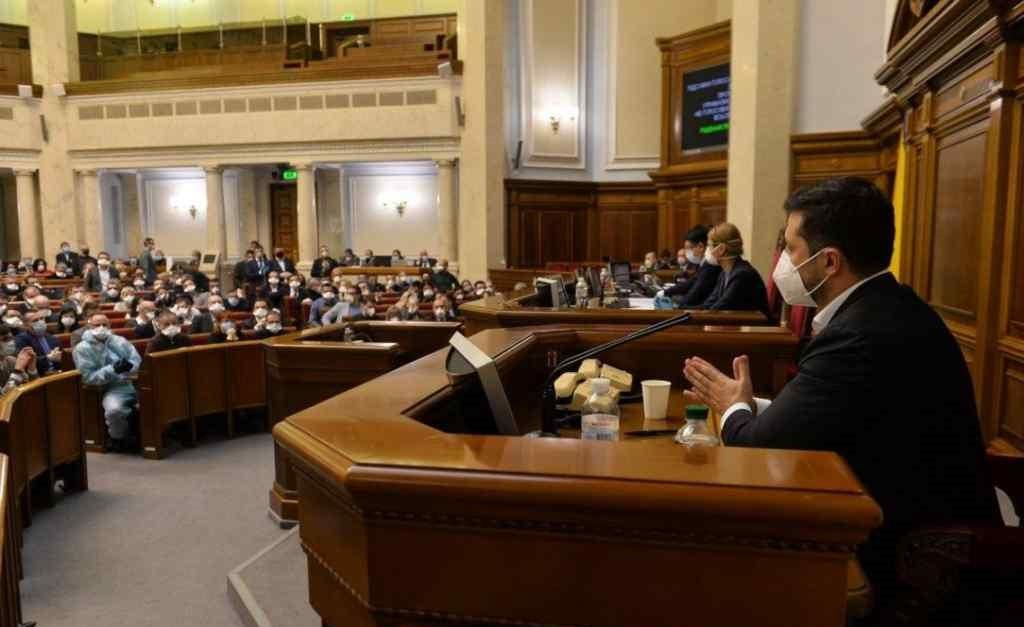 Прямо сейчас! Совет проголосовала, 305 голосов «За» — должность его! Зеленский аплодирует: открестился от него