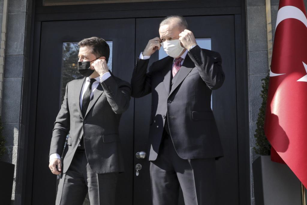 Поздно ночью! После переговоров — Зеленский и Эрдоган подписали важнейший документ. Все изменится — решительный шаг