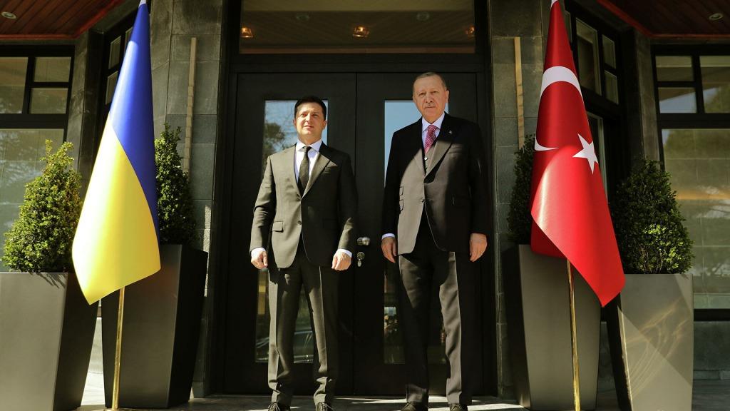 Срочно! Эрдоган с нами — После тет-тета с Зеленским, мощный сигнал. Принципиальное решение — победа!